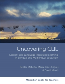 Uncovering CLIL, Paperback Book