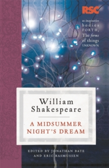 A Midsummer Night's Dream, Paperback Book