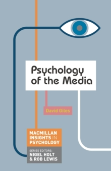 Psychology of the Media, Paperback Book