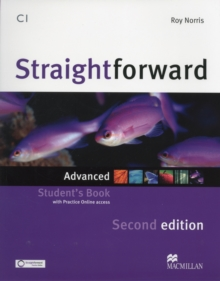 Straightforward - Student Book & Webcode - Advanced 2e, Mixed media product Book
