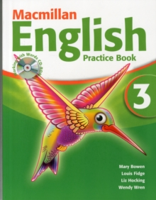 Macmillan English 3 Practice Book with CD-ROM, Paperback Book