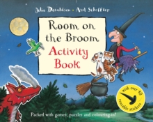 Room on the Broom Activity Book, Paperback Book