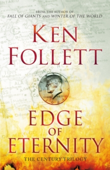 Edge of Eternity, Hardback Book
