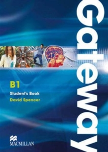 Gateway Level 1 Student's Book Pre-Intermediate B1, Paperback Book