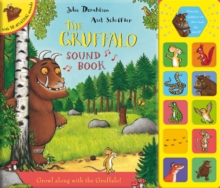 The Gruffalo Sound Book, Novelty book Book