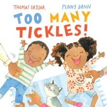Too Many Tickles!, Paperback Book