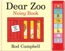 Dear Zoo Noisy Book, Hardback Book