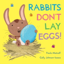 Rabbits Don't Lay Eggs!, Paperback Book