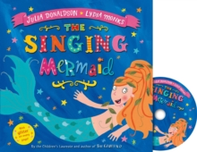 The Singing Mermaid, Mixed media product Book