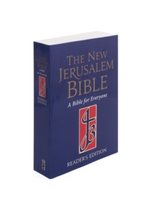 NJB Reader's Edition Paperback Bible, Paperback Book