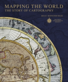 Mapping the World, Hardback Book
