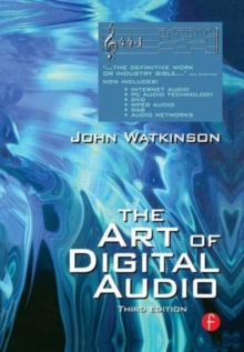 Art of Digital Audio, Hardback Book