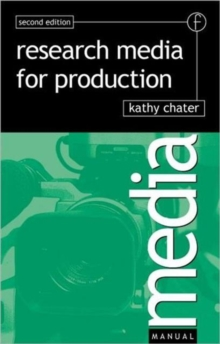 Research for Media Production, Paperback Book