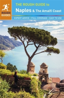 The Rough Guide to Naples and the Amalfi Coast, Paperback Book