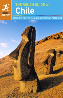 The Rough Guide to Chile, Paperback Book