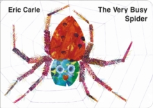 The Very Busy Spider, Hardback Book