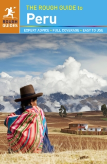 The Rough Guide to Peru, Paperback Book