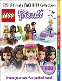 Lego Friends Ultimate Factivity Collection, Paperback Book
