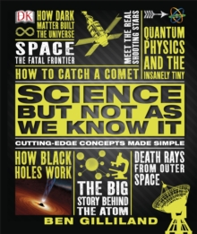 Science But Not As We Know It, Hardback Book