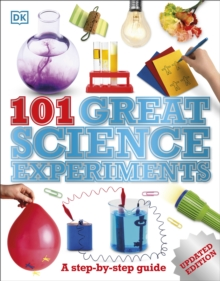 101 Great Science Experiments, Paperback Book