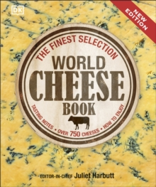 World Cheese Book, Hardback Book
