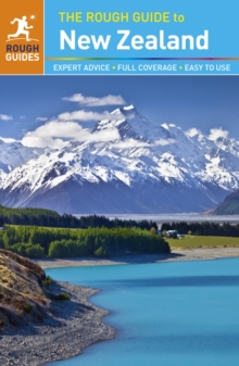 The Rough Guide to New Zealand, Paperback Book