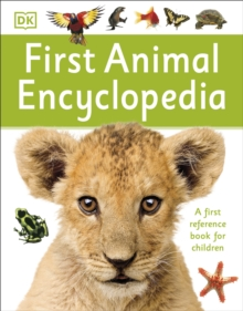 First Animal Encyclopedia, Paperback Book