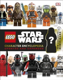 LEGO Star Wars Character Encyclopedia Updated and Expanded, Hardback Book