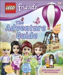 LEGO Friends the Adventure Guide, Hardback Book