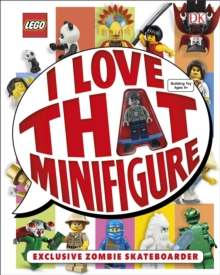 LEGO I Love That Minifigure!, Hardback Book