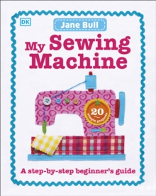 My Sewing Machine Book, Hardback Book