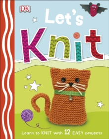 Let's Knit, Hardback Book
