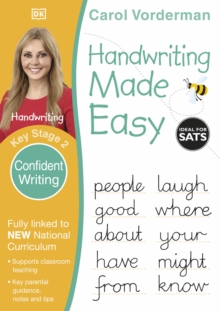 Handwriting Made Easy Confident Writing KS2, Paperback Book