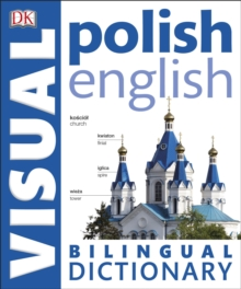 Polish-English Bilingual Visual Dictionary, Paperback Book
