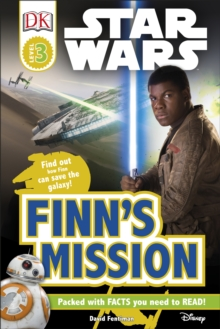 DK Reader Star Wars: Finn's Mission [Level 3], Hardback Book
