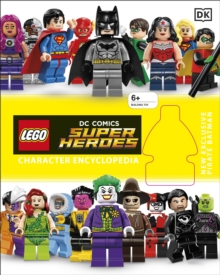 LEGO DC Super Heroes Character Encyclopedia,  Book