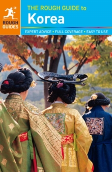 The Rough Guide to Korea, Paperback Book