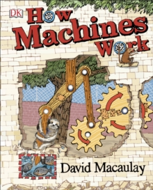How Machines Work : Zoo Break!, Hardback Book