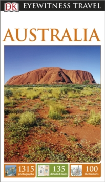 DK Eyewitness Travel Guide: Australia, Paperback Book