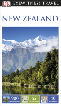 DK Eyewitness Travel Guide New Zealand, Paperback Book
