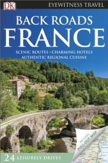 Back Roads France, Paperback Book