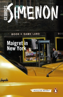Maigret in New York, Paperback Book
