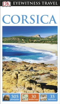 DK Eyewitness Travel Guide: Corsica, Paperback Book