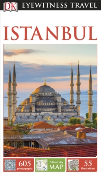 DK Eyewitness Travel Guide: Istanbul, Paperback Book