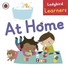 Ladybird Learners: At Home, Board book Book