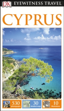 DK Eyewitness Travel Guide: Cyprus, Paperback Book