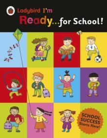 Ladybird I'm Ready for School!, Paperback Book