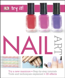 Try it! Nail Art, Paperback Book
