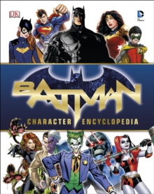 Batman Character Encyclopedia,  Book