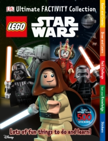 LEGO Star Wars Ultimate Factivity Collection, Paperback Book
